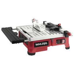 Skil 3550-02 5 Amp 7 in. Wet Tile Saw with HydroLock System