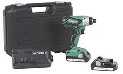 HITACHI WH18DGL 18-Volt Li-Ion Impact Driver Tools , Hand To