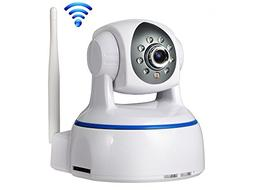 Wireless IP Camera, Aisino 1080P WiFi Nanny Pet Cam Indoor S