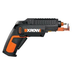 WORX WX255L SD Semi-Automatic Power Screw Driver with Screw