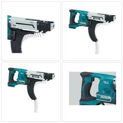 Makita XRF02Z 18V LXT Lithium-Ion Cordless Autofeed Screwdri