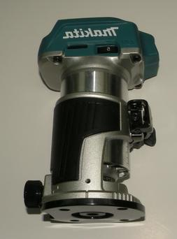Makita XTR01 18V LXT Lithium-Ion Brushless Compact Router